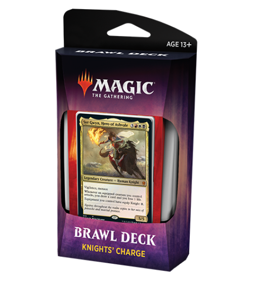 Magic: The Gathering Throne of Eldraine Brawl Deck - Knights' Charge