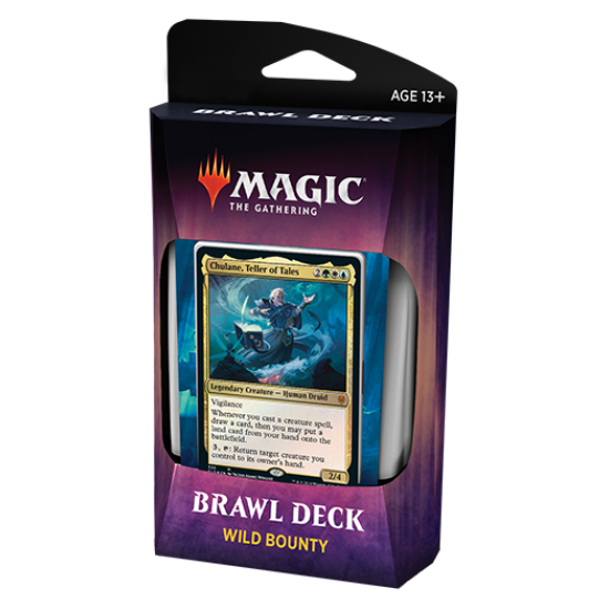 Magic: The Gathering Throne of Eldraine Brawl Deck - Wild Bounty