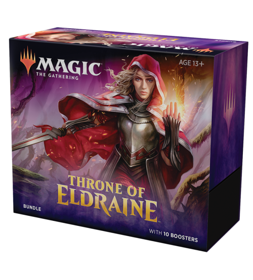Magic: The Gathering Throne of Eldraine Bundle