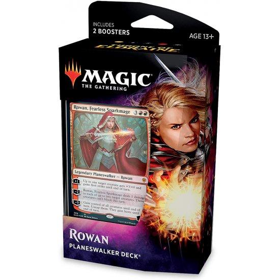 Magic: The Gathering Throne of Eldraine Planeswalker Deck - Rowan