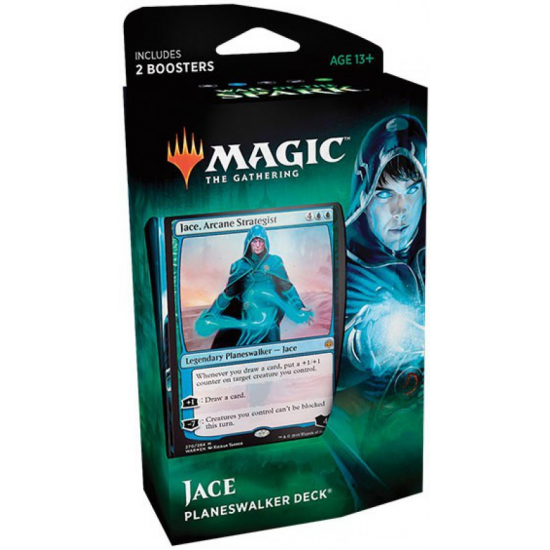 Magic: The Gathering War of the Spark Planeswalker Deck - Jace