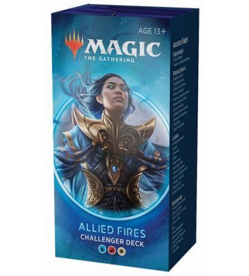 Magic: The Gathering Challenger Decks 2020 - Allied Fires