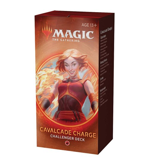 Magic: The Gathering Challenger Decks 2020 - Cavalcade Charge
