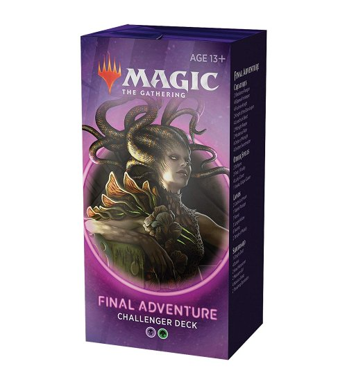 Magic: The Gathering Challenger Decks 2020 - Final Adventure