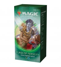 Magic: The Gathering Challenger Decks 2020 - Flash of Ferocity