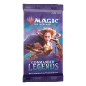 Magic: The Gathering Commander Legends Draft Booster Box, 24/Pack