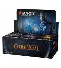 Magic: The Gathering 2021 Core Set Draft Booster Box, 36/Pack