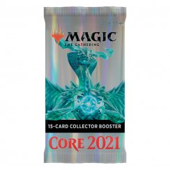 Magic: The Gathering 2021 Core Set 15-Card Collector Booster Pack