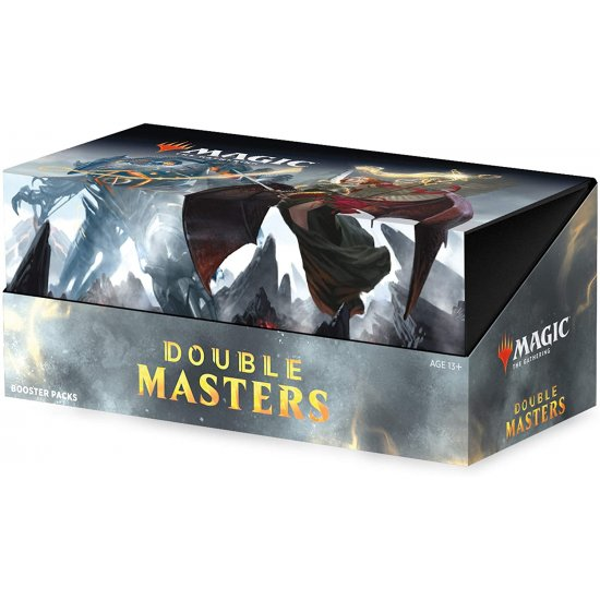 Magic: The Gathering Double Masters Draft Booster Box, 24/Pack