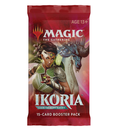 Magic: The Gathering Ikoria: Lair of Behemoths 15-Card Draft Booster Pack