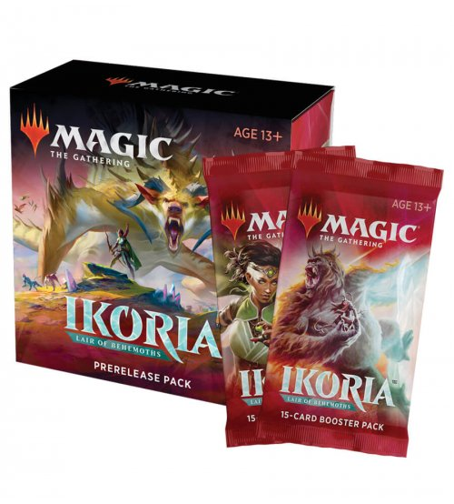 Magic: The Gathering Ikoria: Lair of Behemoths Prerelease Pack