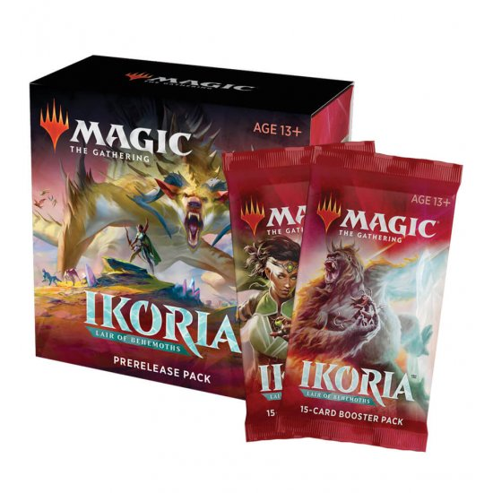 Magic: The Gathering Ikoria: Lair of Behemoths Prerelease Pack