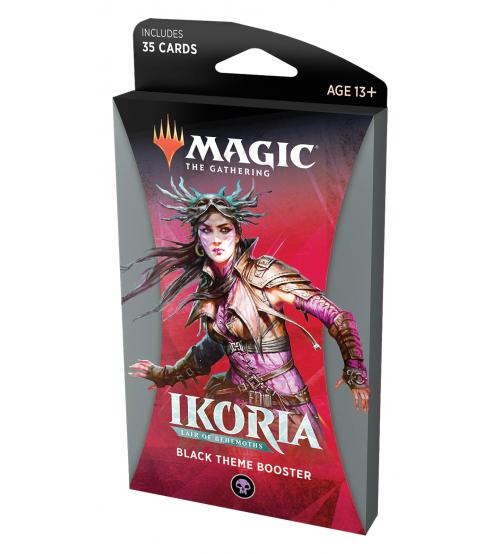 Magic: The Gathering Ikoria: Lair of Behemoths Black Theme Booster