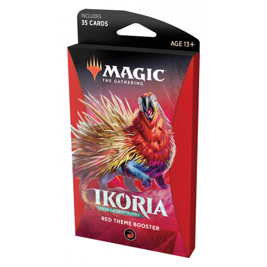 Magic: The Gathering Ikoria: Lair of Behemoths Red Theme Booster