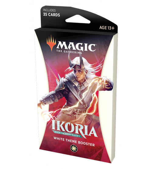 Magic: The Gathering Ikoria: Lair of Behemoths White Theme Booster