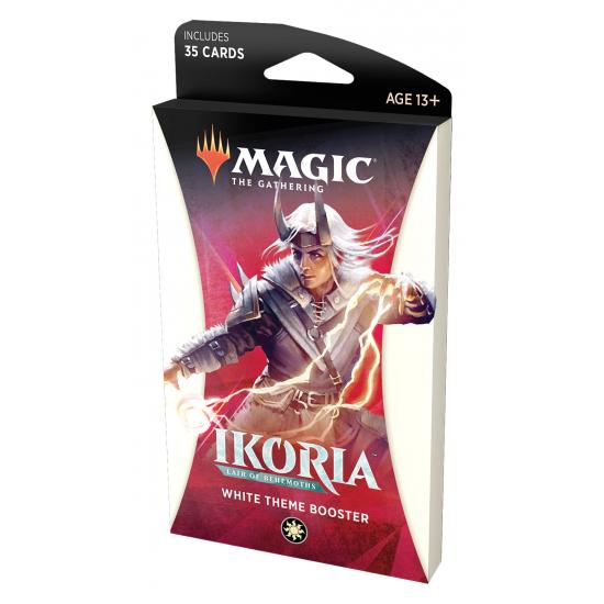 Magic: The Gathering Ikoria: Lair of Behemoths White Theme Booster