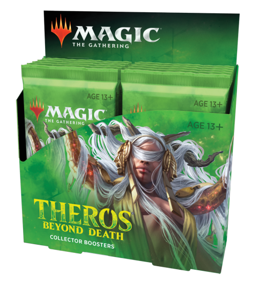 Magic: The Gathering Theros Beyond Death Collector Booster Box