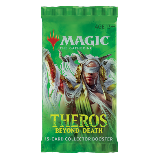 Magic: The Gathering Theros Beyond Death 15-Card Collector Booster Pack