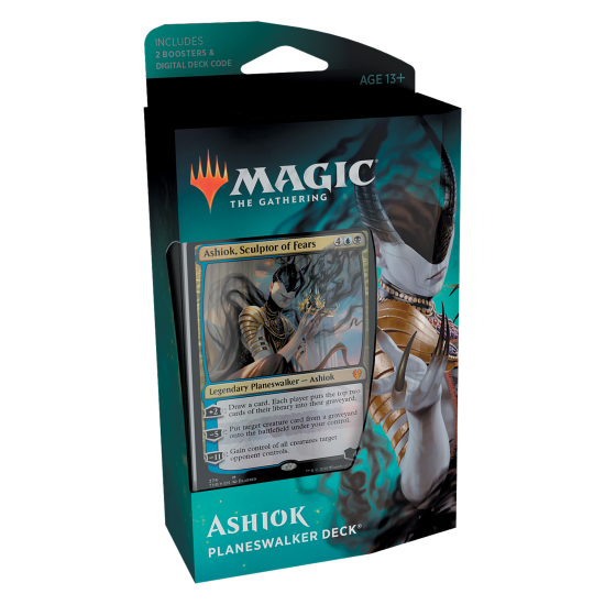 Magic: The Gathering Theros Beyond Death Planeswalker Deck - Ashiok