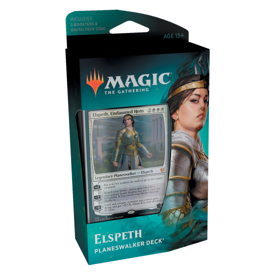 Magic: The Gathering Theros Beyond Death Planeswalker Deck - Elspeth