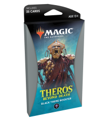 Magic: The Gathering Theros Beyond Death Theme Booster - Black