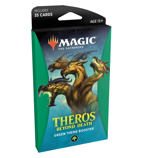 Magic: The Gathering Theros Beyond Death Theme Booster - Green