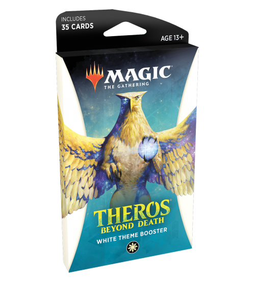 Magic: The Gathering Theros Beyond Death Theme Booster - White