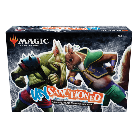 Magic: The Gathering Unsanctioned Box Set