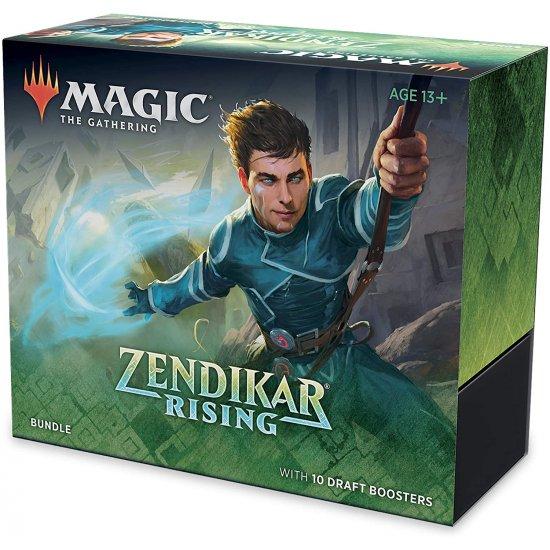 Magic: The Gathering Zendikar Rising Bundle