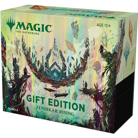 Magic: The Gathering Zendikar Rising Gift Set Bundle