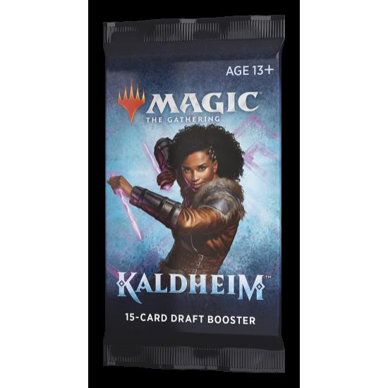 Magic: The Gathering Kaldheim 15-Card Draft Booster Pack