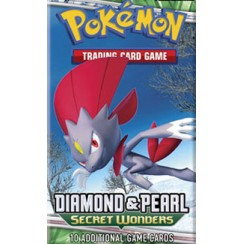 Pokemon TCG Diamond & Pearl: Secret Wonders Booster Pack