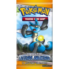 Pokemon TCG Diamond & Pearl: Legends Awakened Booster Pack
