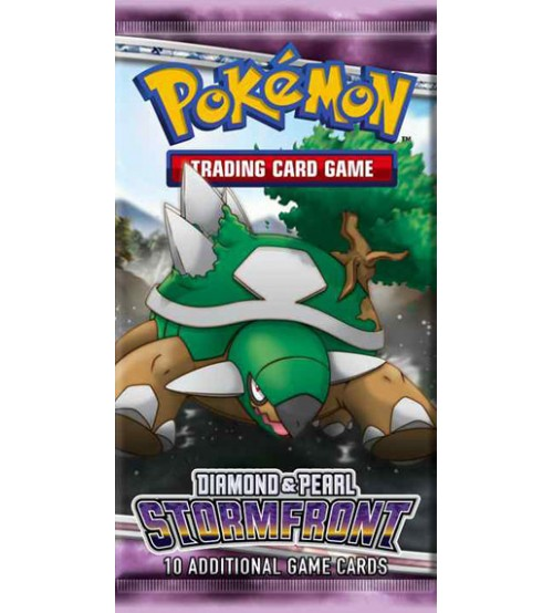 Pokemon TCG Diamond & Pearl: Stormfront Booster Pack