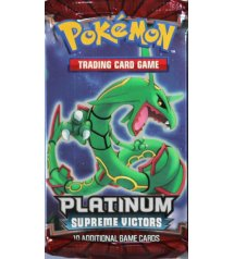 Pokemon Supreme Victors 10-Card Booster Pack