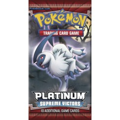 Pokemon TCG Platinum - Supreme Victors Booster Pack