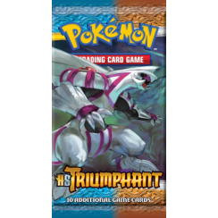 Pokemon TCG HeartGold & SoulSilver: HS - Triumphant Booster Pack