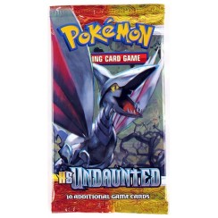 Pokemon HS Undaunted 10-Card Booster Pack