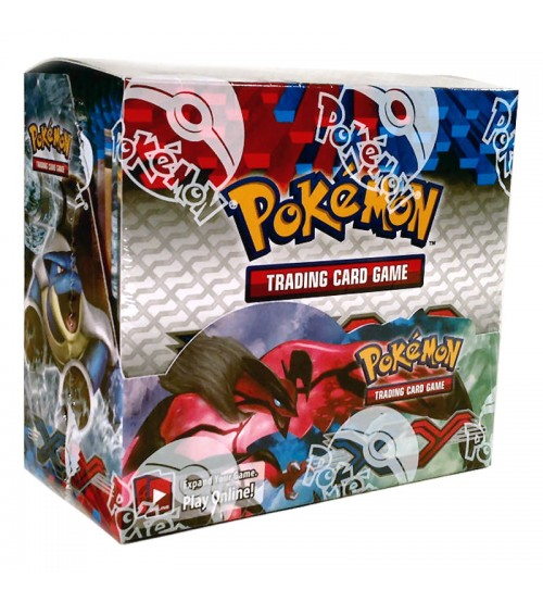 Pokemon XY Base Set Booster Box, 36/Pack