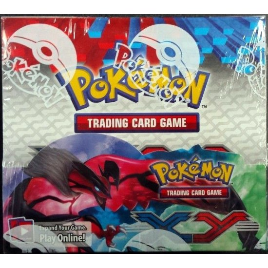 Pokemon XY Booster Box, 36/Pack