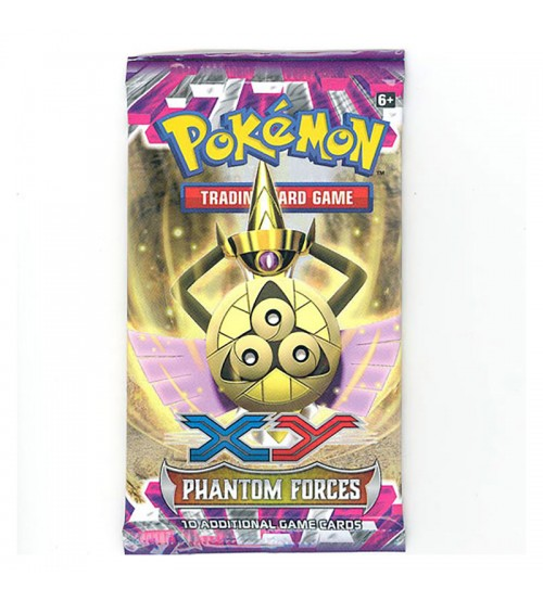Pokemon XY Phantom Forces 10-Card Booster Pack