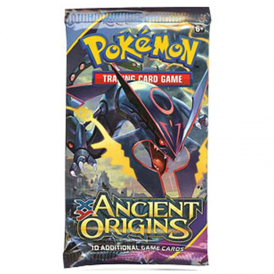 Pokemon XY Ancient Origins 10-Card Booster Pack