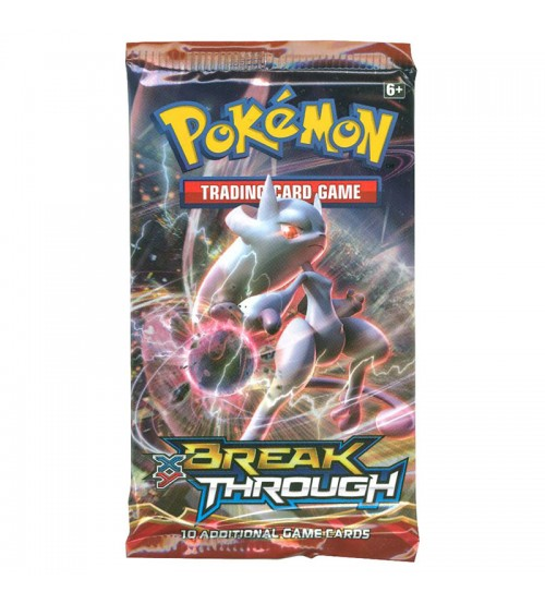 Pokemon XY BREAKthrough 10-Card Booster Pack