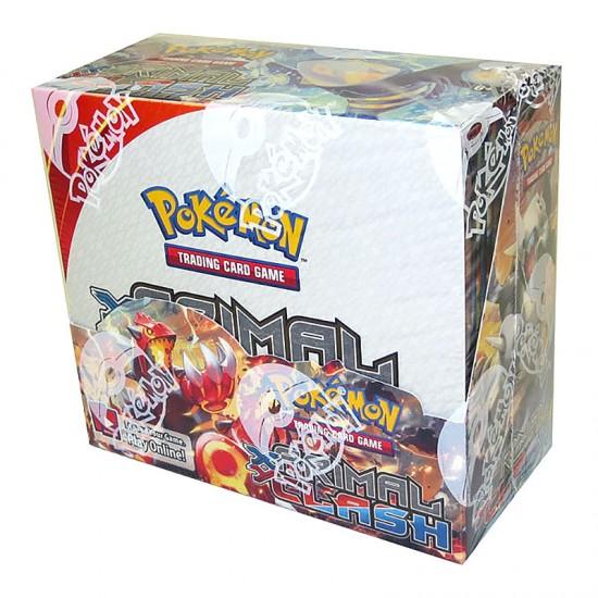 Pokemon XY Primal Clash Booster Box, 36/Pack