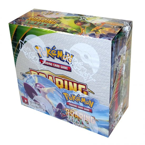 Pokemon XY Roaring Skies Booster Box, 36/Pack