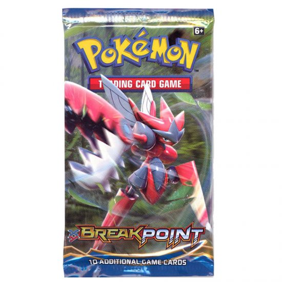 Pokemon XY BREAKpoint 10-Card Booster Pack