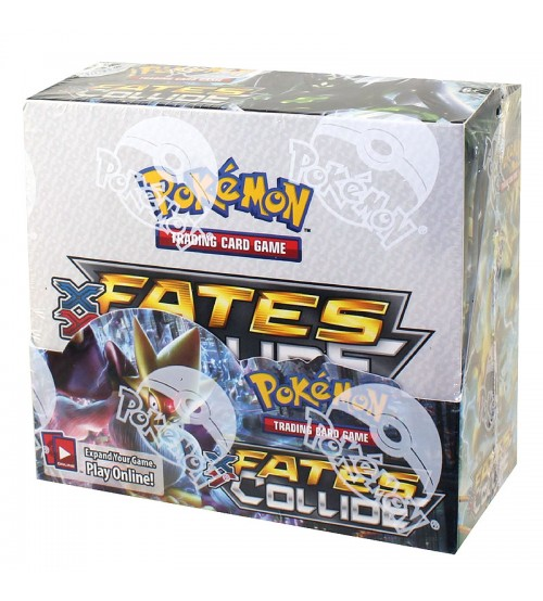 Pokemon XY Fates Collide Booster Box, 36/Pack
