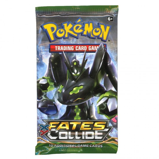 Pokemon XY Fates Collide 10-Card Booster Pack