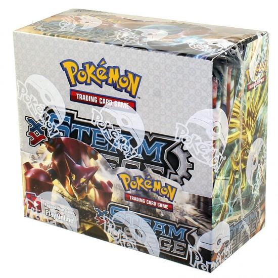 Pokemon XY Steam Siege Booster Box, 36/Pack