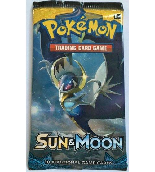 Pokemon Sun & Moon 10-Card Booster Pack